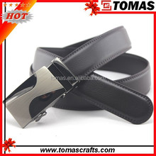 2015 Hot Sale High Quality Automatic Buckle Belts Genuine Leather Belt For Men