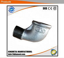 Alibaba hot express fig no.92 elbow malleable iron pipe fittings
