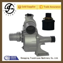 Aluminum Self priming centrifugal drag pumps with SU50&80 for Irrigation