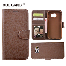 Factory price mobile phone leather wallet case for Lenovo A628t