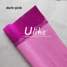 high quatity dark pink creping paper Printing Gift/Flower Wrapping DIY Packing Crepe Paper new popular crinkled paper