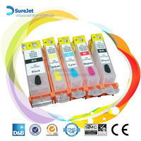 ink cartridge for canon IP4870 with chip made in china