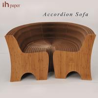 Antique On Sale Latest Design Paper Customized Folding Sofa