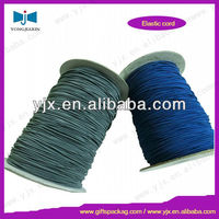 elastic fabric covered cord