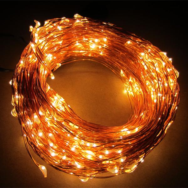 Wedding Decoration Dc12v Led Copper Wire Christmas String Light - Buy Christmas String Light ...
