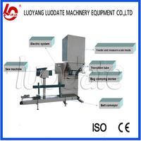 Powder filling and sealing packing machine/ Packaging Machine/ for Fish Feed