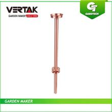 Have our own research and development department copper brass rain gauge support