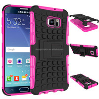 dual layer bumper cover case for Samsung Galaxy note 5 edge