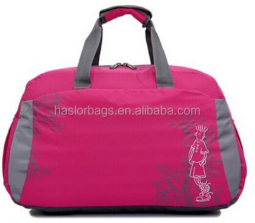 Nouvelle Conception de Mode polochon imperméable sac pour femmes