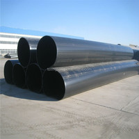 large diameter 1600mm hdpe outer casing pipe