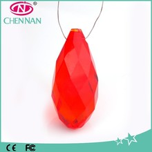 2015 wholesale Raindrop Beads popular decoration for dress