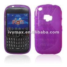 Hot Sale Case for Blackberry 9220 S Cube Tpu Case
