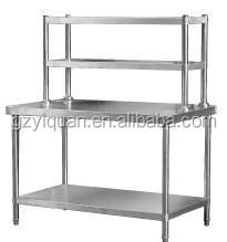 4 Layers Commercial Kitchen Storage Shelf,Stainless Steel Kitchen ...