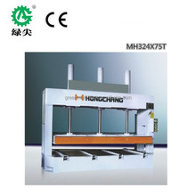 Woodworking hydraulic cold press with CE certificate