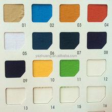 Elegant Textile sky blue polyester cotton fabric