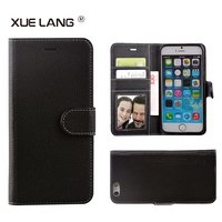 Flip Leather Mobile Phone Case for huawei p7, For huawei p7 Wallet Mobile Phone Case