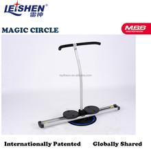 Leg exerciser magic circle