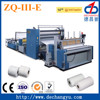 CE Certification toilet paper manufactory toilet roll making machine affordable price