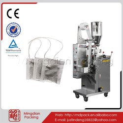 MD10 powder tea bag with thread Automatic Packaging Machine