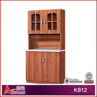 K812 Foshan factory outdoor kitchen cabinet doors lowes