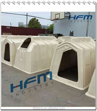 Dairy equipment calf hutches