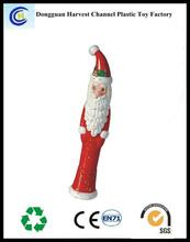 Santa claus shape plastic ballpoint pen