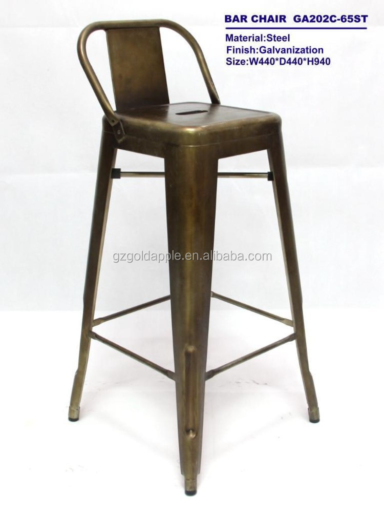 Low Back Metal Galvanized Bar Stool Made In China Buy  : Low Back Metal Galvanized Bar Stool Made from alibaba.com size 750 x 1000 jpeg 80kB