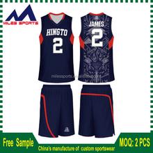 Low MOQ custom cheap plain jerseys sample basketball jersey cheap reversible basketball jerseys