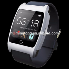 2015 smart watch phone with NFC function and Heart rate monitor.