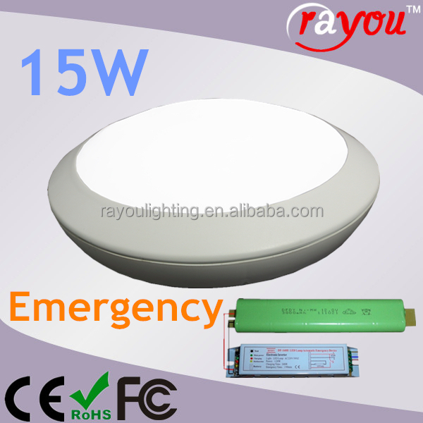 Ceiling Mounted Led Emergency Lights : New battery operated led emergency light ip microwave