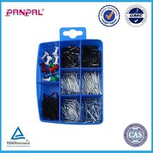 China BSCI manufacturer Metal galvanized carbon steel nails