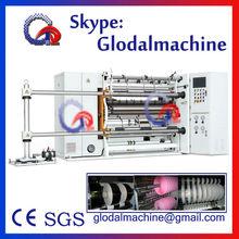 Ruian factory direct plastic slitting machine for BOPP PET PVC Film