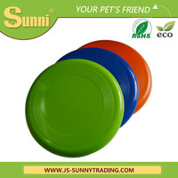 High quality flying professional plastic frisbee flying disc