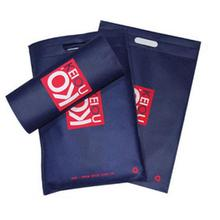 non woven bags with die cut handles