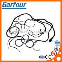 Automobile engine part wiring harness