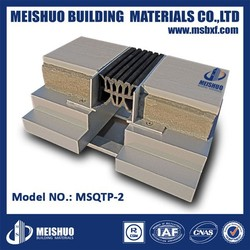 Ceramic tile Floor type Rubber concrete expansion joint cover in building materials