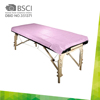 factory outlets disposable non-woven bed sheet