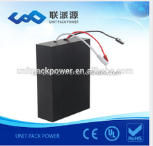 Deep cycle battery 48v ebike battery 48 volt 9000mah BMS protection 48v lifepo4/lithium batteries