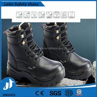 Cow split leather upper SAFETY SHOES ,double PU safe shoes,SBP safe boots