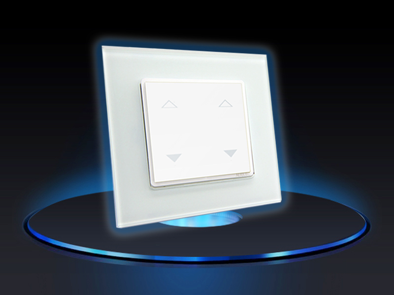 wireless switch touch switch with enocean technology. Black Bedroom Furniture Sets. Home Design Ideas