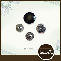 snap buttons 18mm black,kam plastic snap buttons