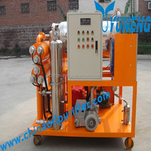 ZJC Series Hydraulic Oil Filtration Machine for Degas and Dehydration