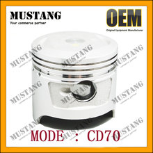 Composite Motorcycle Four Stroke Motorcycle Pistons price for Honda CD70