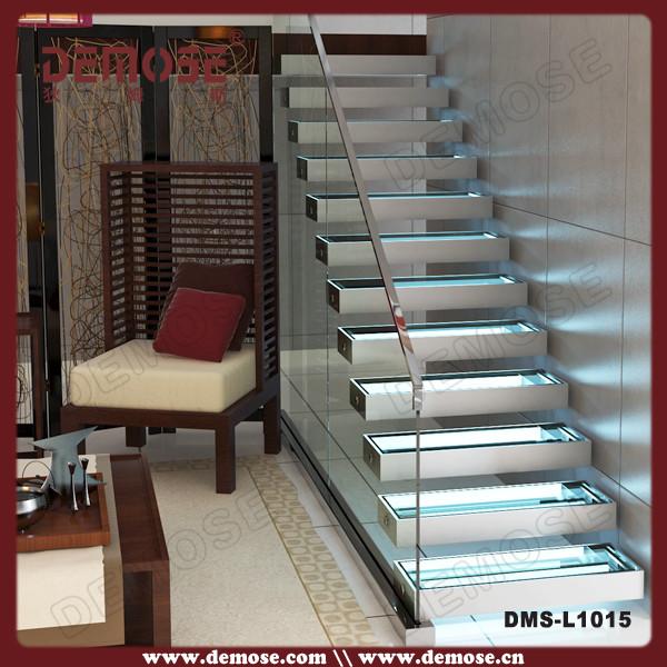 야외 조명을 이끌었습니다 강화 유리 계단 ip65 demose-계단 -상품 ID ...