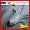 new design polyester plain style rib sweater knit fabric