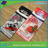 Wholesale Custom available paper air freshener for car
