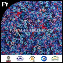 Custom new design high quality digital printed cotton fabric teflon coated