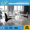 Plastic compact dining table and chairs