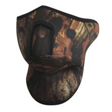 Custom Made Neoprene Full Face Mask, Neoprene Face Ski Mask, Printing Neoprene Face Mask