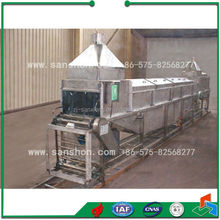 Food cooking Machine Fruits and Vegetable Blancher Cooking Equipment